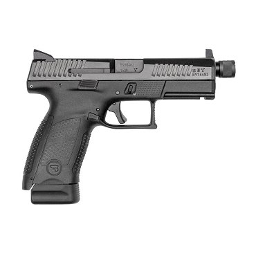 CZ P-10 C Suppressor-Ready 9mm Semi Auto Pistol 4.61