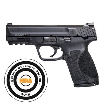 Smith & Wesson M&P M2.0 Compact 9mm 15rd 4