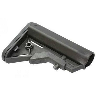 B5 Systems Bravo AR-15 Stock, Mil-Spec, Black