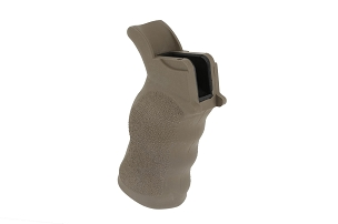ERGO Tactical Deluxe Grip - Flat Dark Earth