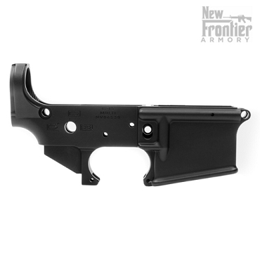 New Frontier Armory G-15 Forged Lower