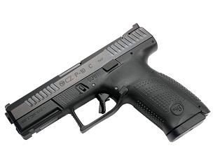 CZ USA P10C COMPACT 9MM BLACK 15RD PISTOL 91531