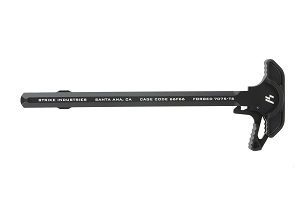 Strike Industries ARCH AR-15 Charging Handle - Extended Latch - Black