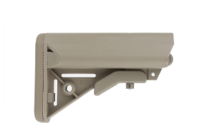 B5 Systems Enhanced SOPMOD Stock - MIL-SPEC - Flat Dark Earth