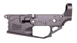 New Frontier Armory G-4 Billet Lower Receiver (Gen 2) Stripped AR-15